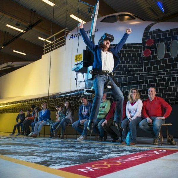 MyTeamBuilding Eurospacecenter Moonwalk XP 1024x684