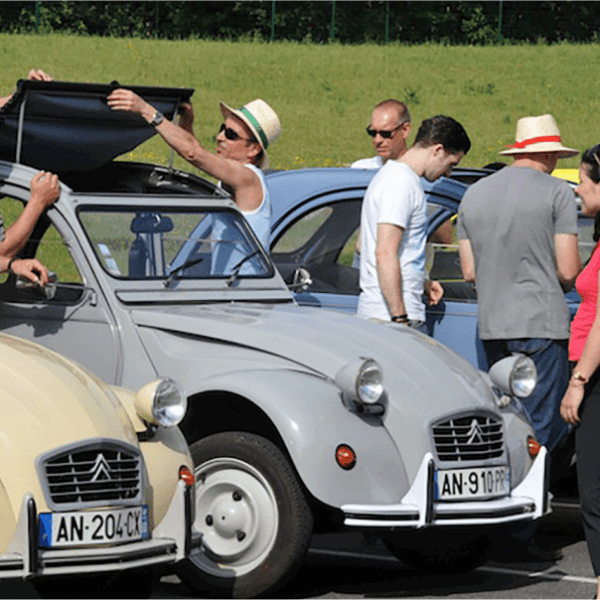 The Good Time Company Rallye 2cv